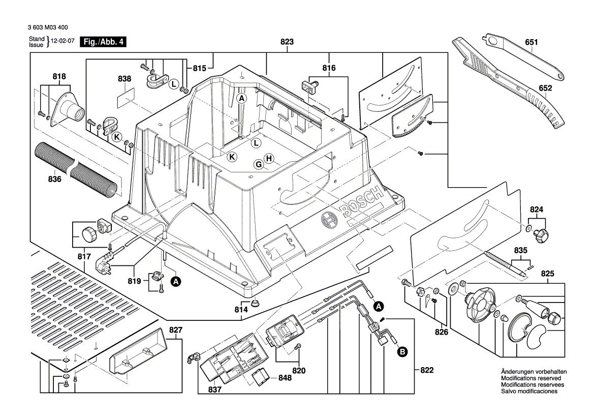 Motorbremse Kreissage Schaltplan