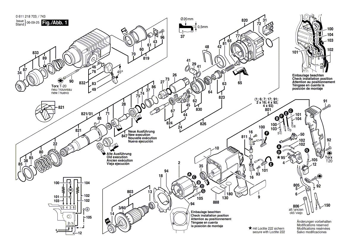 Gbh Professional Bedienungsanleitung Bosch Original Gebrauchsanleitung