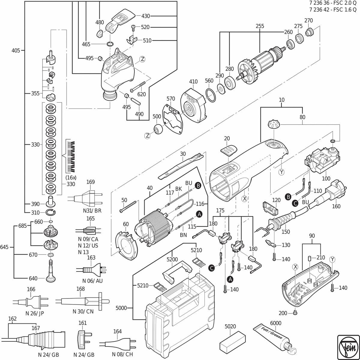 Auslassdichtung Auspuffdichtung Original Ersatzteil Solo Motorsäge 645